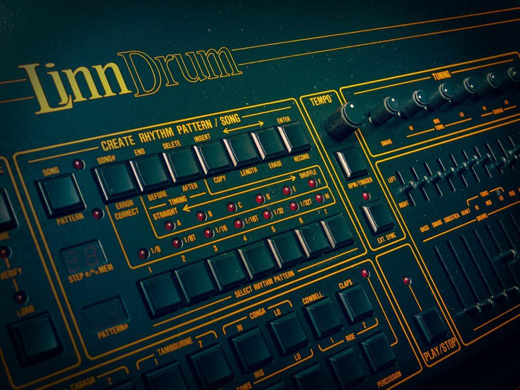 Linn Drum All The Cool Kids Oliver Splice Power Tools samplepack